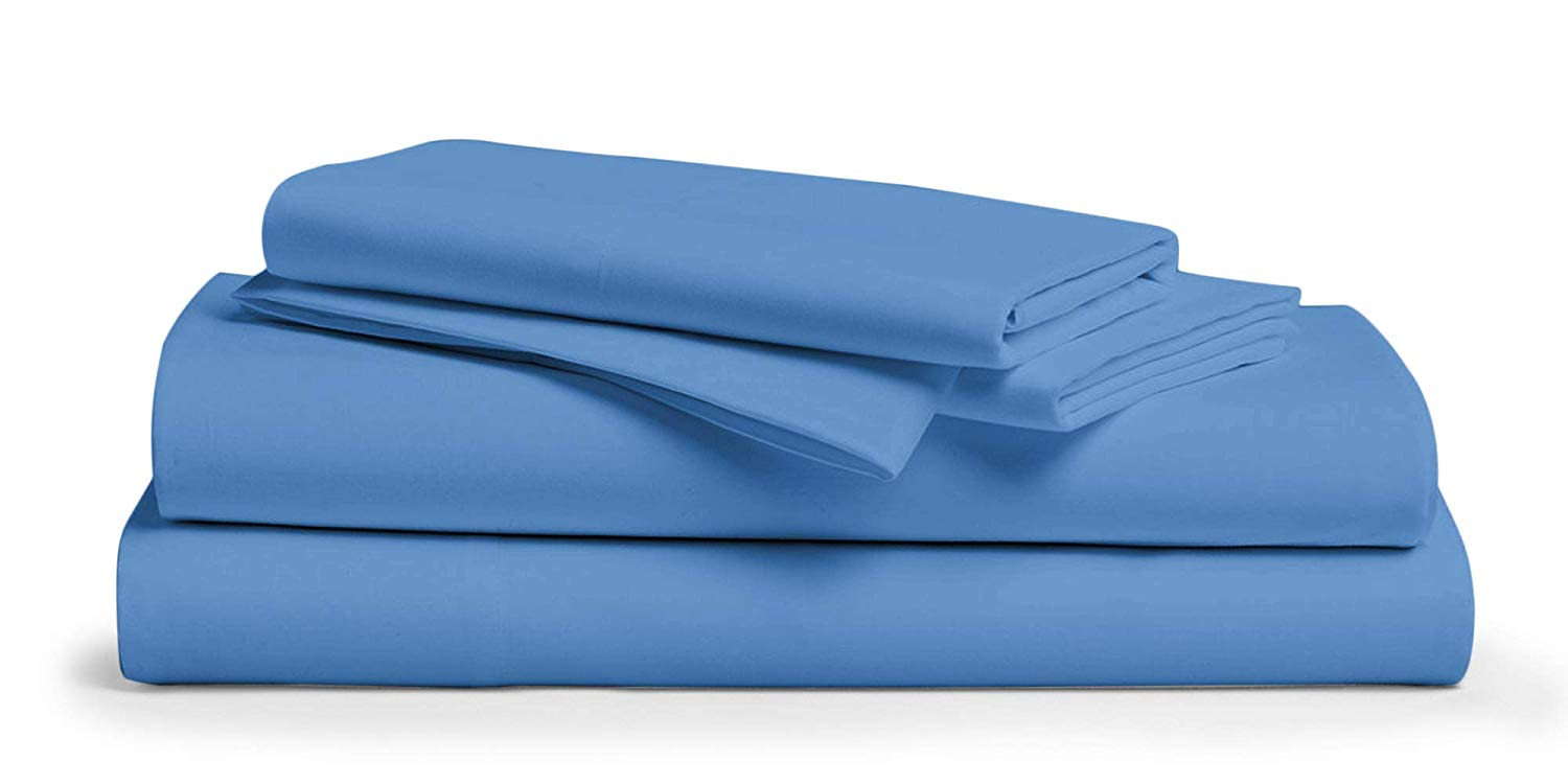Comfy Sheets Luxury 100% Egyptian Cotton Sheets - Genuine 1000 Thread Count 4 &
