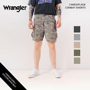 Show Wrangler 3233 3840 Vintage Original Shorts 28 Details About Camo Military 3031 3436 42 Title BorCedxQWE