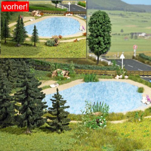 BUSCH 1272 Spur H0 Facelift-Set Frühling #NEU in OVP#
