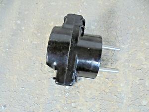 Alter-3fach-Stecker-Bakelit-Verteiler-Stromdieb