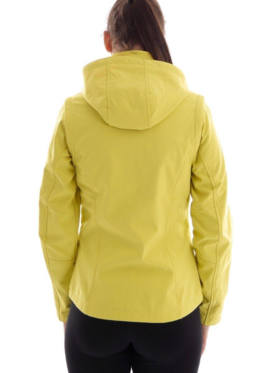 CMP Veste Softshell 2-in-1 2-in-1 2-in-1 Veste Veste Fonctionnelle yellow Climapredect 62a530