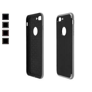 COQUE-pour-Apple-Iphone-7-Plus-8-Aspect-Carbone-Housse-Etui-de-Protection