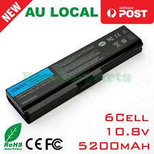 Laptop Battery PA3817U-1BRS PABAS228 for Toshiba Satellite L750 L750D Notebook