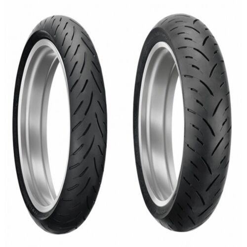 Dunlop GPR 300 Motorcycle Sport Touring Tyres 120//60//ZR17 /& 180//55//ZR17 Pair