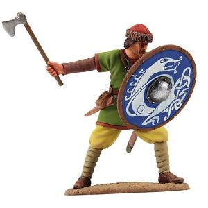 Viking Shield Wall Defender No.2 Britains #62105 Wrath of the Northmen