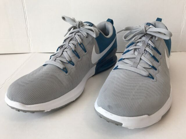 afef5bd49566e Nike Zoom Train Action Training Shoes Blue/Grey/White 852438 400 Sz 13