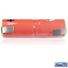 1500 mA Ersatzakku für Braun SONIC Complete Akku Battery OralB 56mm 2.4V NiMH