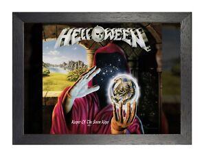 Helloween-2-German-Rock-Heavy-Metal-Band-Poster-Music-Star-Kiske-Deris-Singer