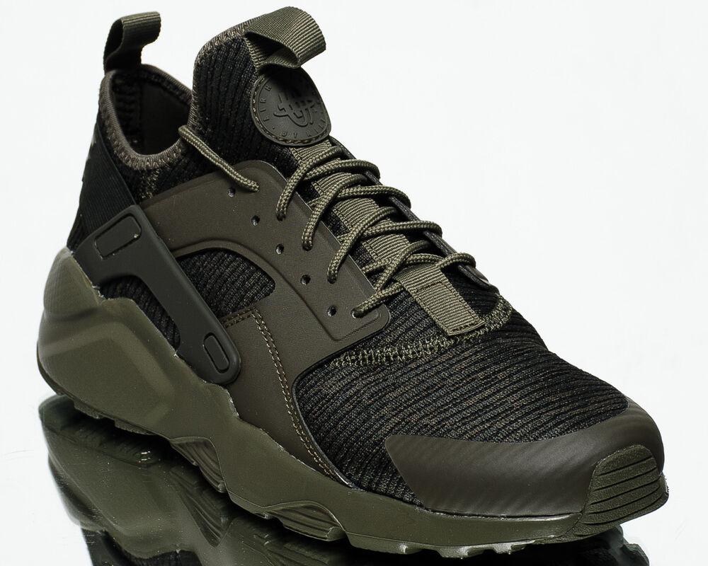 Nike Air Huarache Run Ultra SEhommelifestyle sneakers NOUVEAU cargo khaki 875841-303 Chaussures de sport pour hommes et femmes