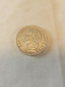 France-1945-Five-Francs-Coin-RF-Republique-Francaise-5-Franc
