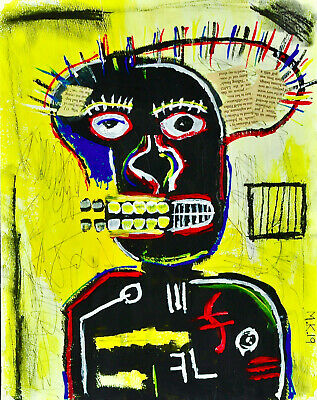 5X7 Neo Expressionism high resolution print by Artist