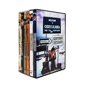 Northern-Exposure-The-Complete-Series-seasons-1-2-3-4-5-6-DVD-26-Disc-Set-NEW
