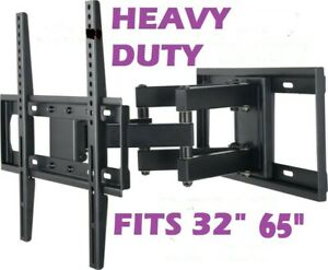 Husky-giratorio-TV-Wall-Mount-32-40-42-47-65-pulgadas-LED-LCD-pantalla-plana
