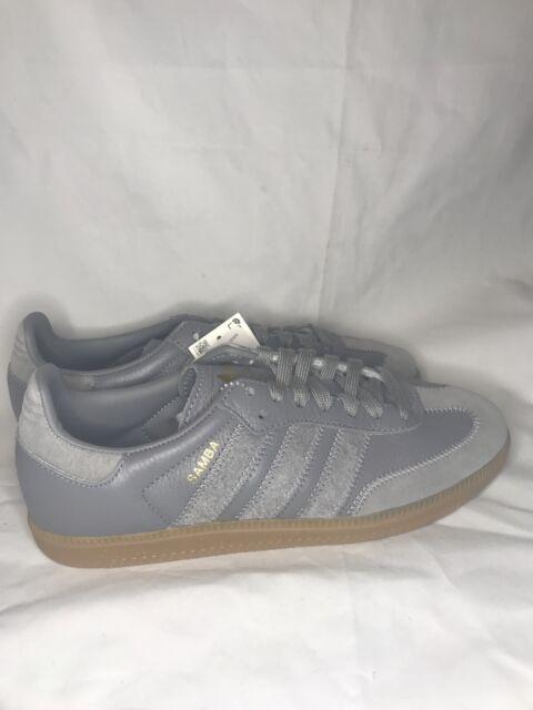 gray samba adidas
