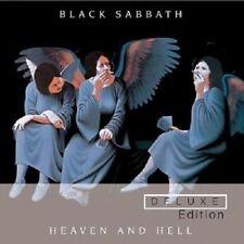 BLACK Sabbath-Heaven and Hell (Deluxe 2-cd)
