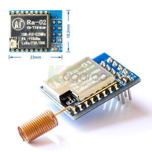 Ra-01-Ra-02-SX1278-433MHz-LoRa-Spread-Spectrum-Wireless-Module-SPI-Transmission