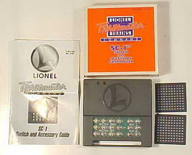Lionel 6-12914 SC-1 Switch and Accessory Controller