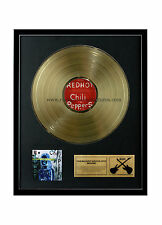 RGM1060 Red Hot Chili Peppers By the Way Gold Disc 24K Plated Disc LP 12""