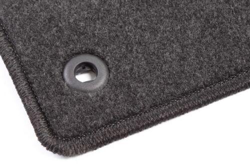 2008-2015 Graphit Anthrazit Textil Fußmatten Honda Accord VIII Bj
