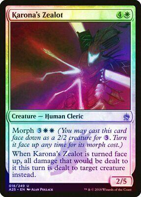 Nyx-Fleece Ram Masters 25 NM White Uncommon MAGIC THE GATHERING CARD ABUGames