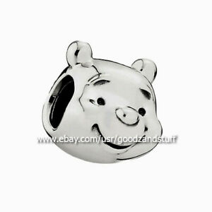 Disney Winnie The Pooh Authentic Pandora Sterling Silver Charm 791566 Ebay