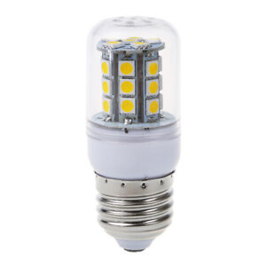 E27-5W-27-LED-5050-SMD-Ampoule-Lampe-Spot-Mais-Light-Blanc-Chaud-3000K-240L-X4U7
