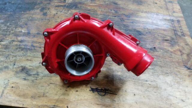 Sea Doo GTX 4-tec 4tec Ltd Supercharger SC Super Charger Turbo 185 SCIC 04