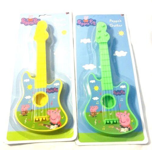 Peppa Pig guitare musique jouet pour enfants Kids Instruments De Musique Jouets Nouveau