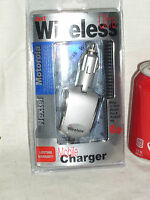 Just Wireless Ultra Cell Phone Mobile Car Charger For Nextel Motorola 03223