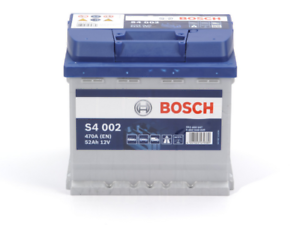 HEAVY DUTY BOSCH CAR BATTERY FOR KIA S4002