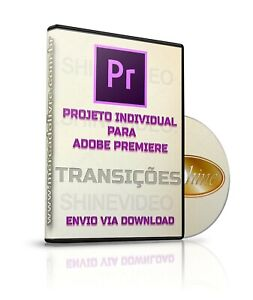 Details about After Effects Project - 1500 Modern Transitions Premiere -  Shipping Via Download