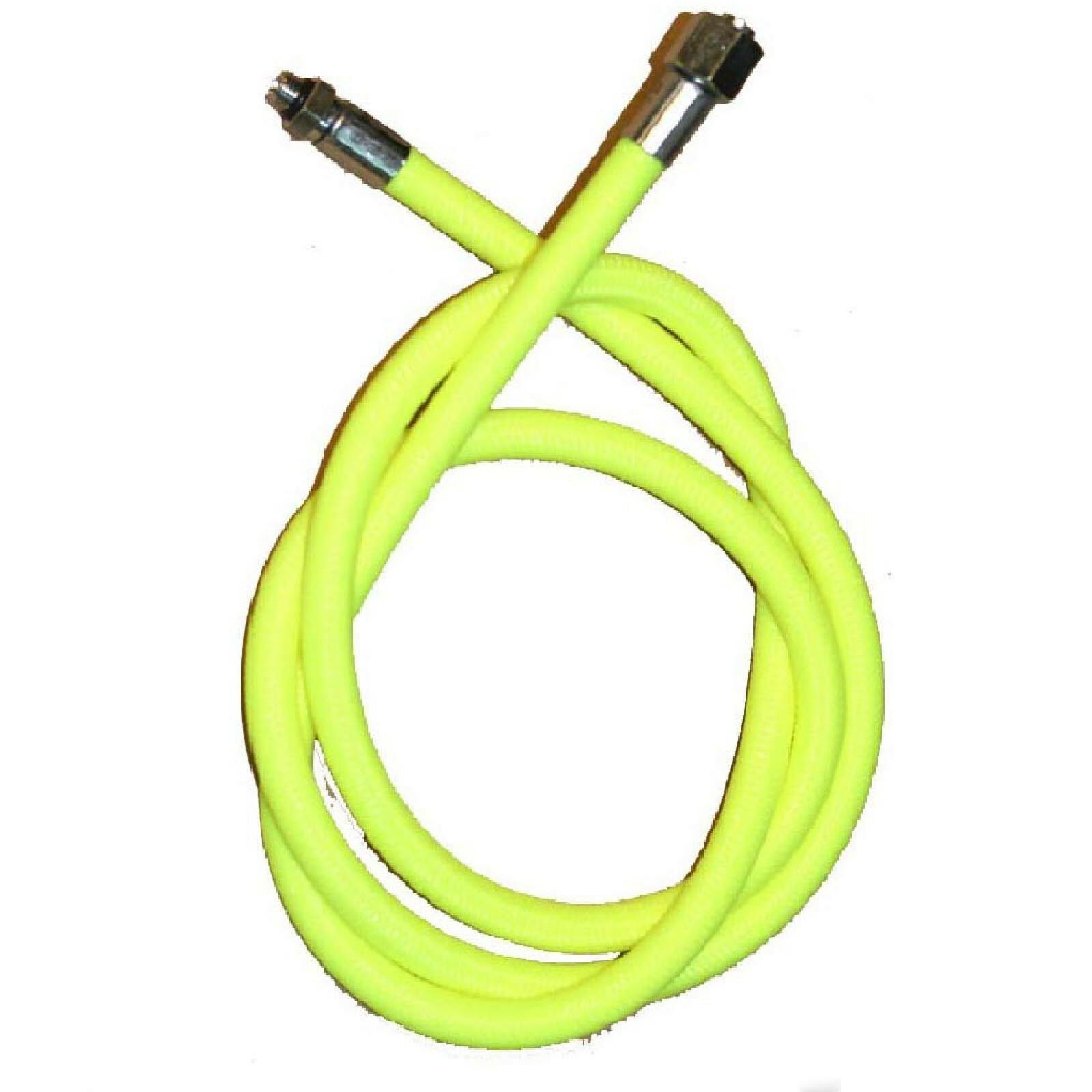 LO3 Miflex XTREME YELLOW FLUO LOW PRESSURE FOR YOUR OCTOPUS