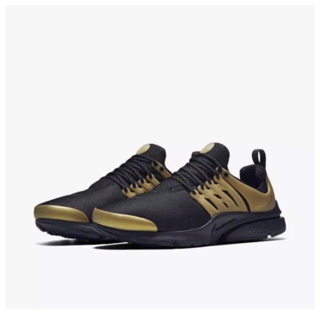 best selling buy wholesale dealer New Nike Air Presto Essential Men's Shoes Black/Metallic Gold 848187 007