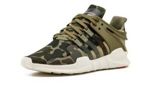 differently 39cf5 4a097 Image is loading Men-039-s-Adidas-EQT-Support-ADV-Olive-