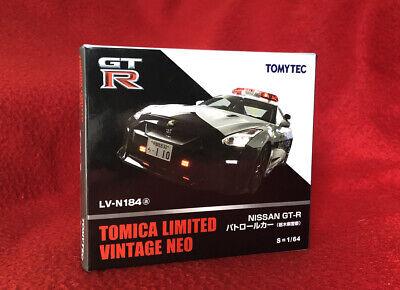TOMICA LIMITED VINTAGE TOMYTEC LVN109a NISSAN SAFARI Silver DX japan