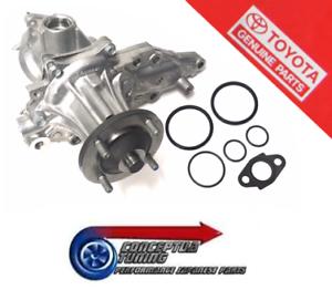 Genuine-Toyota-Water-Pump-16100-49847-For-Toyota-JZA80-Supra-2JZ-GTE-Turbo