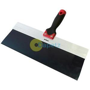 Remplissage-Couteau-350mm-Flexible-14-034-Decorateurs-Grattoir-DIY-Main-Outils