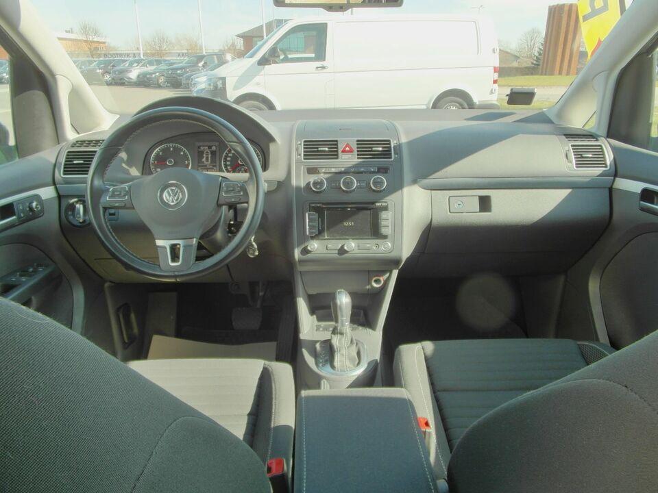 VW Touran 1,6 TDi 105 Comfortline DSG BMT 7p Diesel aut.