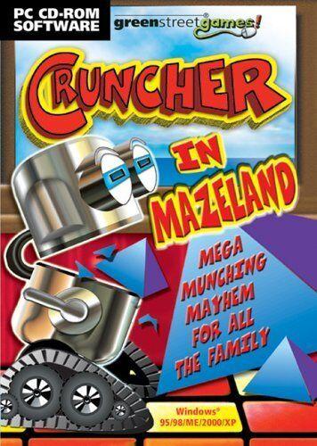 1 of 1 - Cruncher in Mazeland (PC: Windows, 2002)