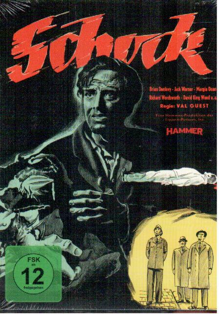 Shock - Blu-ray Mediabook - Cover B - NEU OVP - ANOLIS Hammer Edition