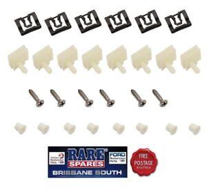 Windscreen Moulding Clip Kit for XR-XT-XW-XY Ford Falcons