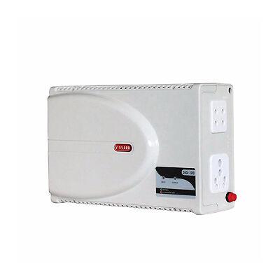 VGuard DIGI 200 Voltage Stabilizer for Television (upto 55 inch) (Grey)