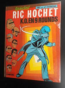 Special-Ric-Hochet-KO-en-9-rounds-Tibet-Duchateau-EO-1980-TBE