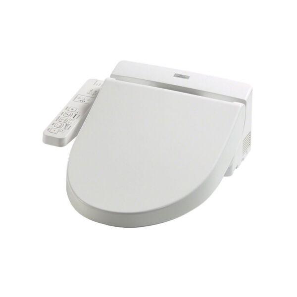 Bidet Seat Reviews: TOTO Washlet C100 Round Bowl Toilet Bidet Seat Tcf6630u