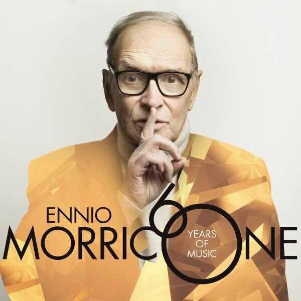 ENNIO MORRICONE - MORRICONE 60 YEARS OF MUSIC - 2LP 180gr. NUOVO SIGILLATO