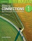 MAKING CONNECTIONS LEVEL 1 STUDENT'S BOOK 2ND EDITION by Jessica Williams (2013, Paperback, Revised)