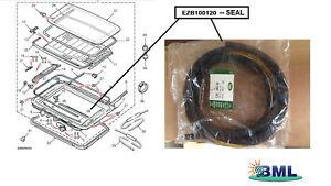 Land-Rover-Freelander-1996-2006-Techo-Solar-Bandeja-Tapa-Sello-Original-pieza-EZB100120