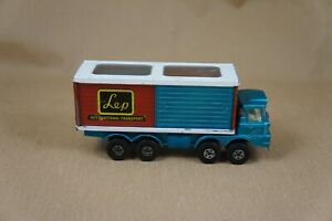 Matchbox Freight liner - 1971 - TOP
