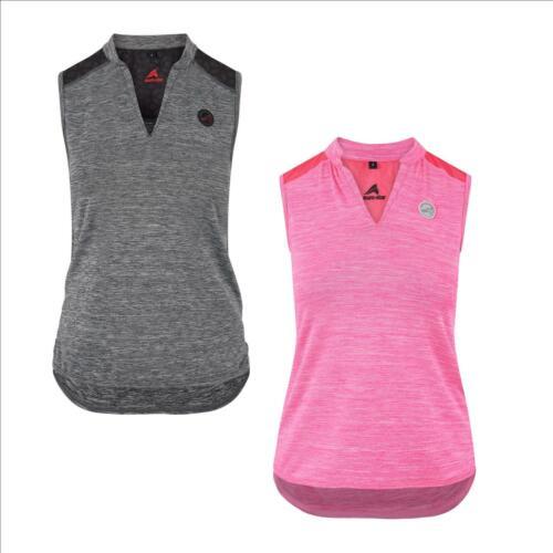 "Euro-Star Femmes fonction shirt /""Top Palmyra/"" sans manches T-Shirt"
