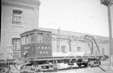 Montreal & Southern Counties#500 St Lambert Quebec Aug55 ORIGINAL PHOTO NEGATIVE